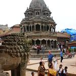 152-Patan. Plaza Durbar