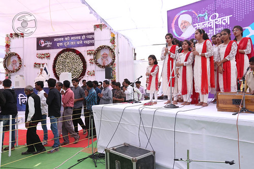 Welcome song by Balsangat Nagpur