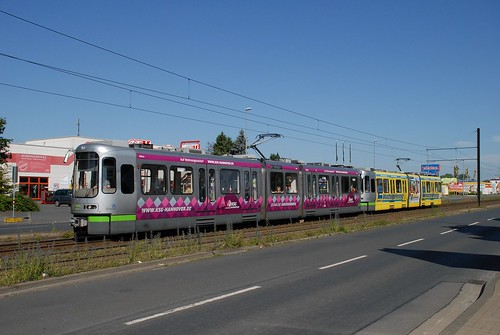 Hannover 31.05.2014.005   Die Tw 2031 und 2028 am 31. Mai