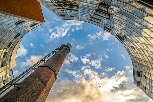 Jameson chimney viewing tower, Dublin, Ireland | by Giuseppe Milo (www.pixael.com)