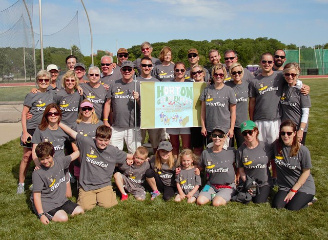 2014 Relay for Life Group shot