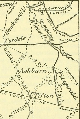"""Image from page 418 of """"Railroads, rates and regulation"""" (1912) 