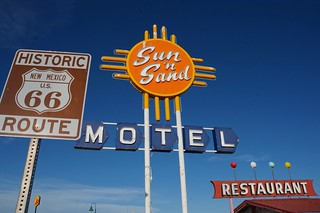 Sun n' Sand Motel - Route 66, Santa Rosa, New Mexico | by RoadTripMemories