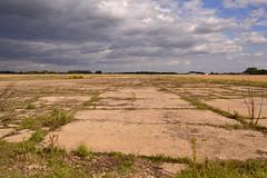 Downham Market Runway remains