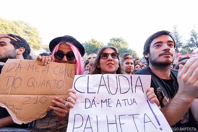 Linda Martini - Vodafone Paredes de Coura '14