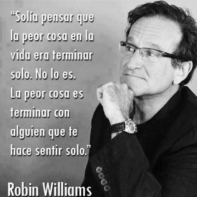 Mi Frase Favorita De Robin Williams Robinwilliams Frases