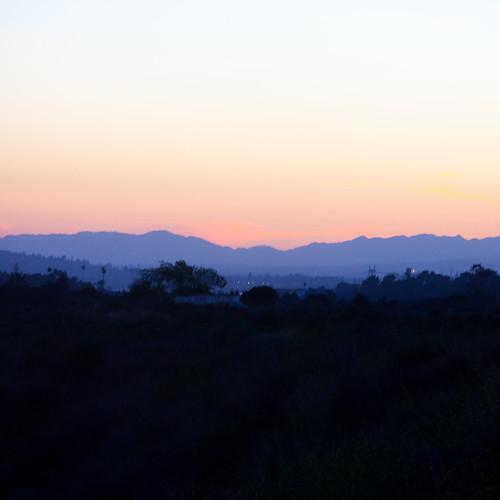 california sunset usa losangeles unitedstates unitedstatesofamerica sunland bigtujungacanyon fav10 fav25