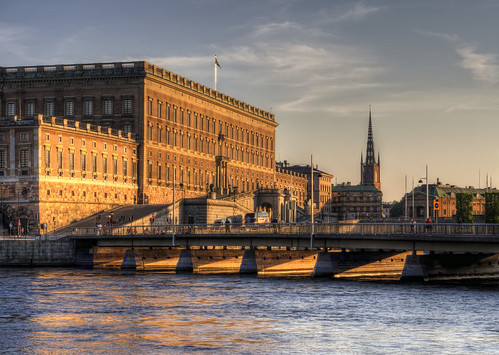 The Royal Palace in Stockholm, Sweden | by neilalderney123