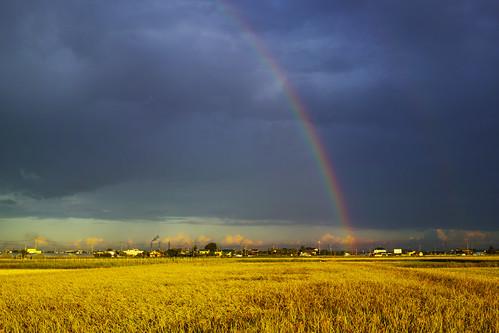 morning cloud rain japan rainbow day sigma niigata foveon quattro 2014 dp2 x3f utsurumitsui momentdombreetdelumièreestlaissé