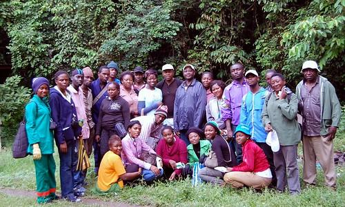 Sun, 04/14/2013 - 05:41 - University of Buea, Cameroon students