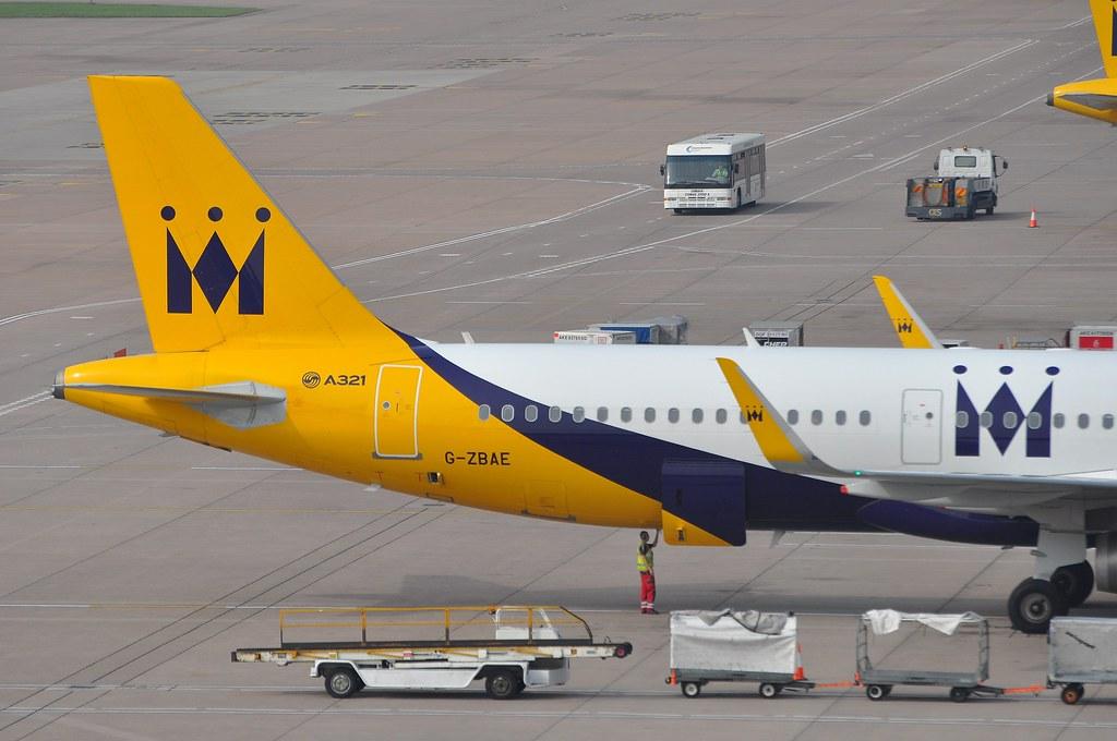 IATA code: 32B | Airbus A321-231 Sharklets™ MSN 5606 G-ZBAE