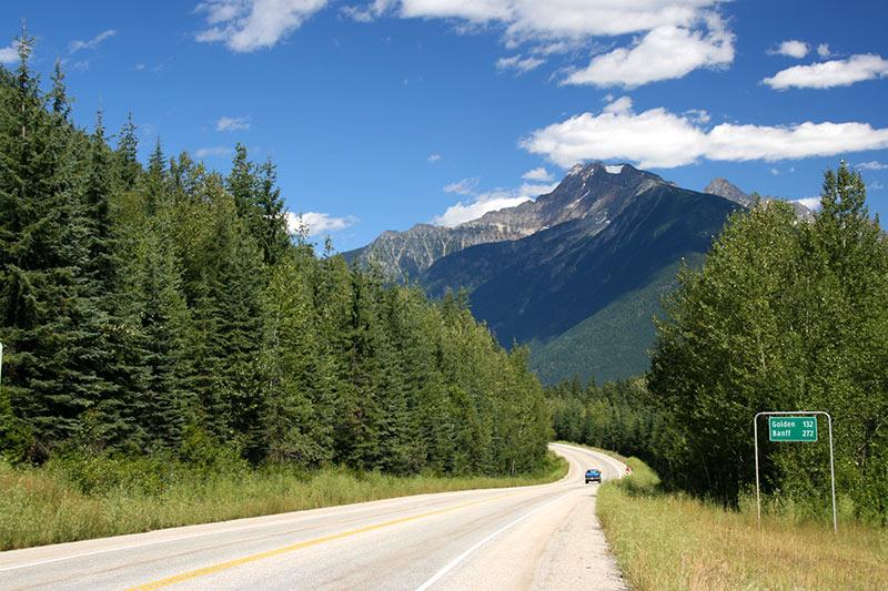 Mount Revelstoke Park, Kootenays, British Columbia, Canada