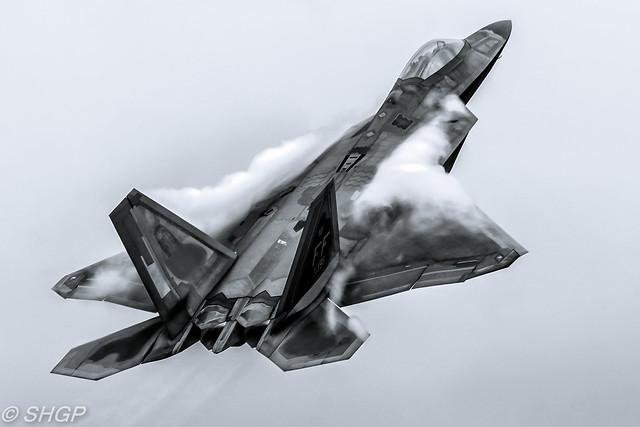 F-22A Raptor, RIAT 2016