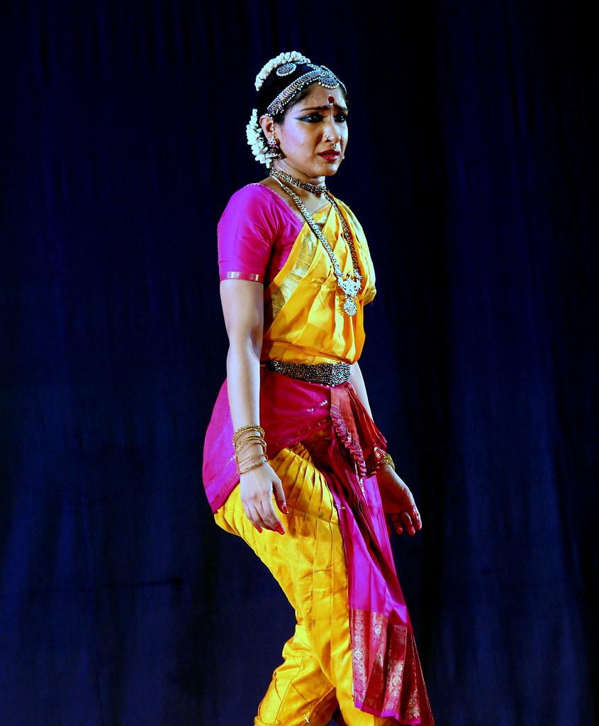 Bharathnattyam. Dr.Jyotsna Jagannathan.