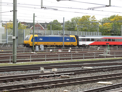 NS high speed traxx | by TimF44