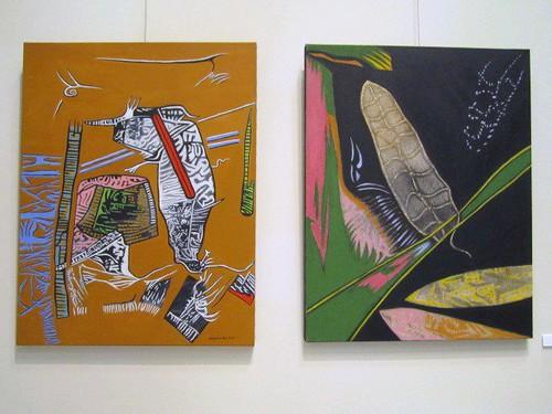 Municipal Gallery Exhibition: Maria Mylona February 16 - April 28 2012