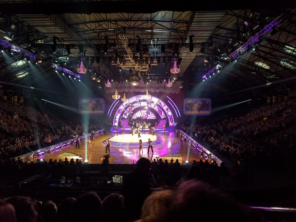 Strictly Come Dancing Tour 2017 | Metro Radio Arena, Newcast… | Flickr