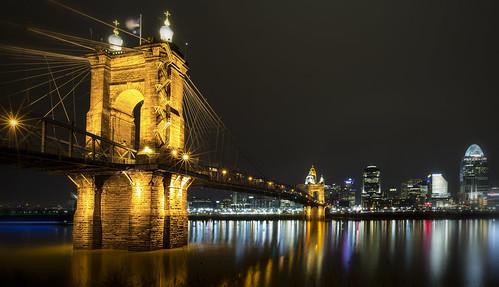 John A. Roebling Suspension Bridge 2 | by rabesphoto