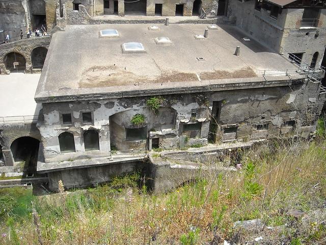 Suburban baths at Herculaneum (beginning 1st century AD)