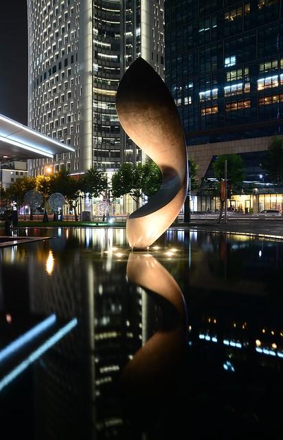 Shanghai - Reflected Art
