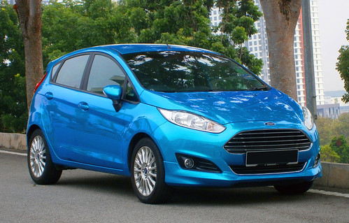 2014 Ford Fiesta 1.5L Sport Photo