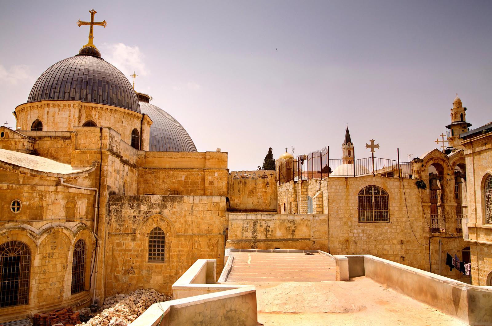 Jerusalem_Holy Sepulcher_11_Noam Chen_IMOT