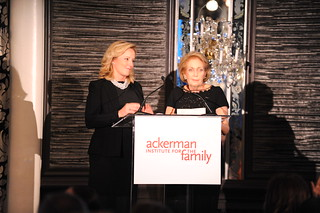 Gala Co-Chairs Martha Fling and Alice Netter | by Moving Families Forward