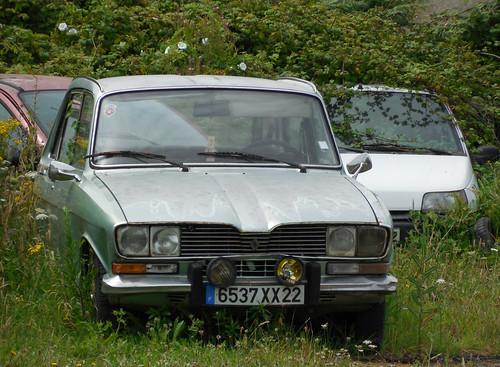 Renault 16 TX | by Spottedlaurel