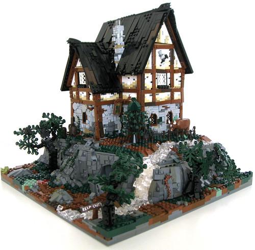 The Black Hammer Inn