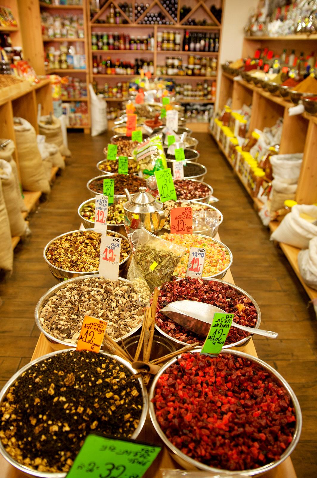 Jerusalem_Mahane Yehuda Market_1_Noam Chen_IMOT