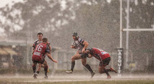 Asquith Magpies v Peninsula Seagulls 230814 - 1