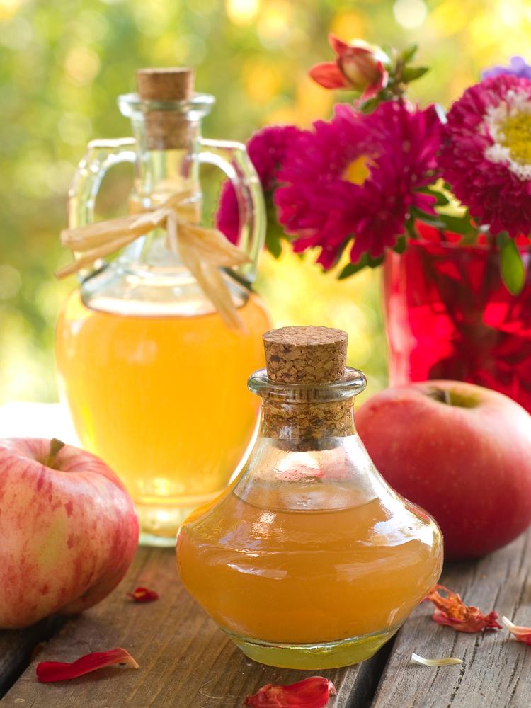 Apple cider vinegar | Homemade Mosquito Repellent Recipes