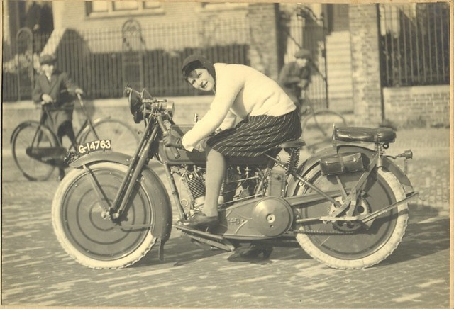 Harley-Davidson Sport 20-J
