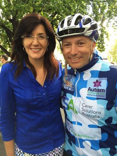 Ride Tasmania for Autism Awareness | by jacquiepetrusma