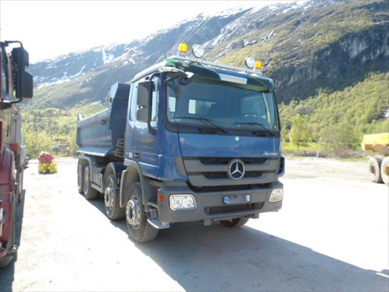 Mercedes Benz Actros 4144 K (1) | Good Price tilting Mercede