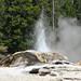 Bijou Geyser (Giant Group, Upper Geyser Basin, Yellowstone Hotspot Volcano, nw Wyoming, USA)