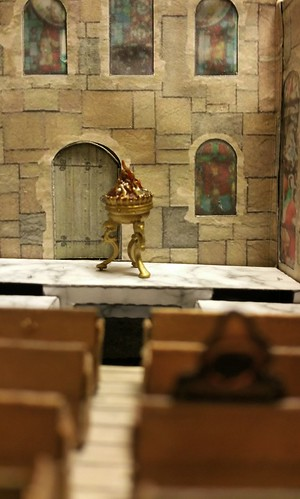 Papercuts 2015 entry: Igreja Medieval Kitbash | by Oracle Omega