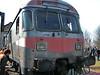 gf-Drehstromerprobungsträger Bahnpark Augsburg
