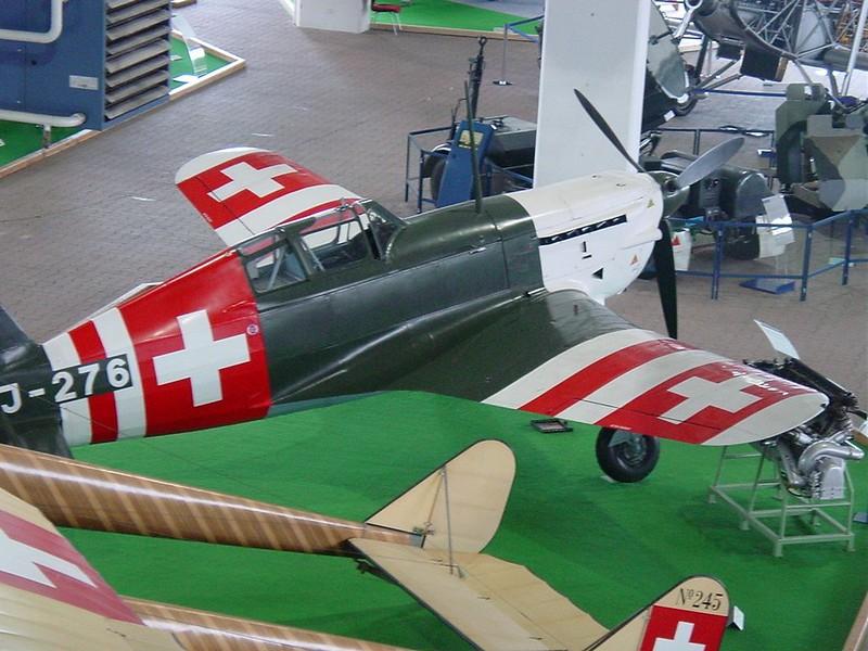 Morane-Saulnier MS.406 4