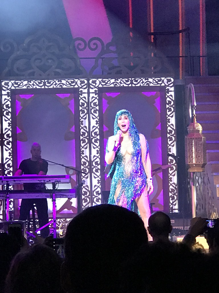 2017 03 19 Cher at MGM National Harbor | Cher Classic concer