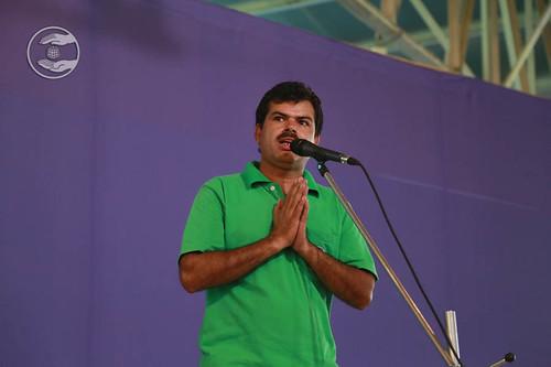 Poem by Raju Multani from Sant Nirankari Colony