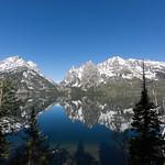 Grand Tetons with Jenny Lake