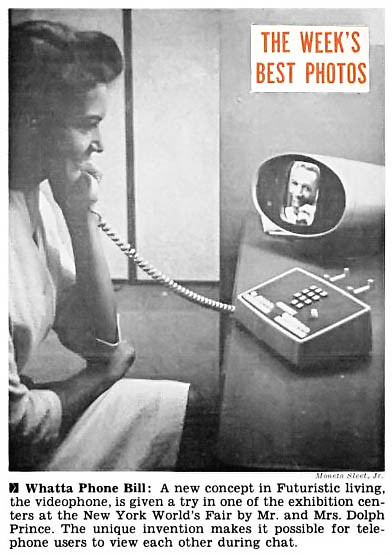 New Concept in Futuristic Living - Jet Magazine, May 28, 1964