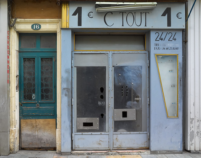Closed shop and wirework