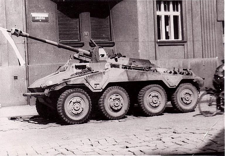 Sd kfz 234/4 Puma