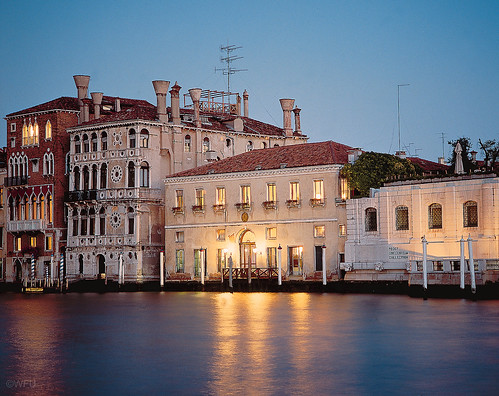 Casa Artom in Venice, Italy