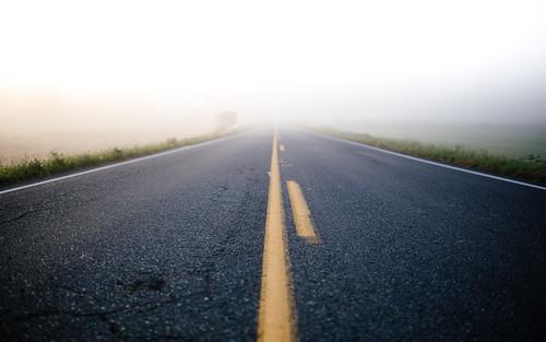 road fog depthoffield foggy pacificnorthwest scenery canoneos5dmarkiii sigma35mmf14dghsmart johnwestrock pwlandscape washington