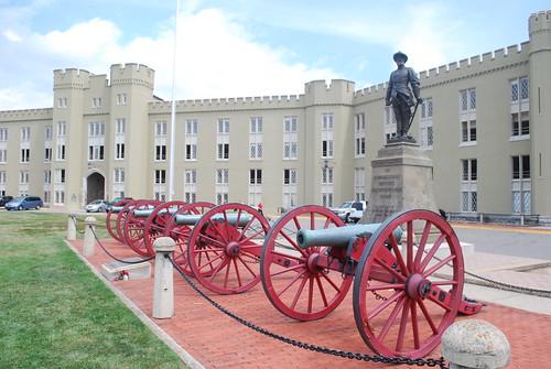The Cadet Battery (VMI)