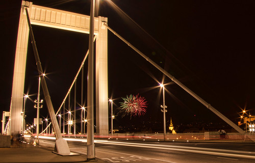 Fireworks bridge | by Tomislav C.