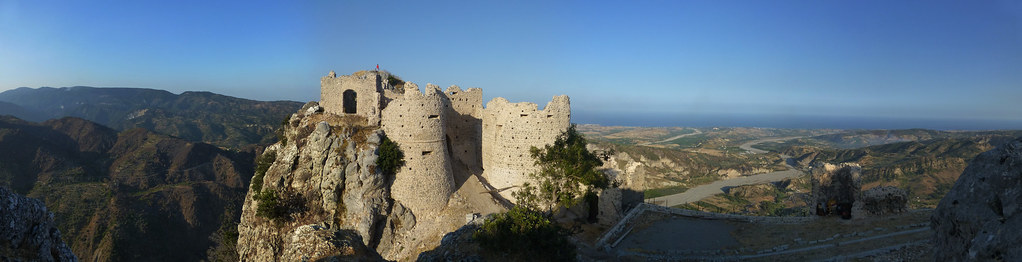 panorama castello normanno 2012